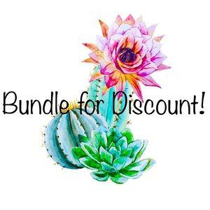 10% OFF on Bundles 🌵